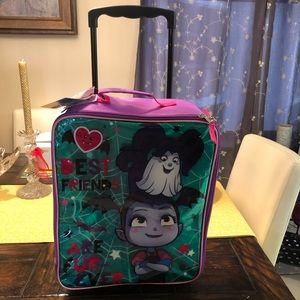 "NWT Vampirina 15"" Rolling Luggage"